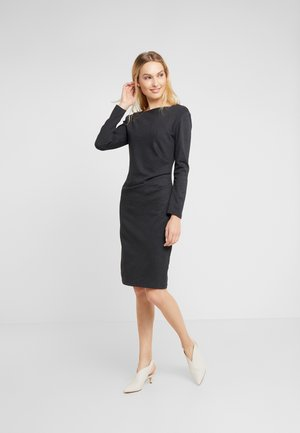GIANNI - Shift dress - anthrazit