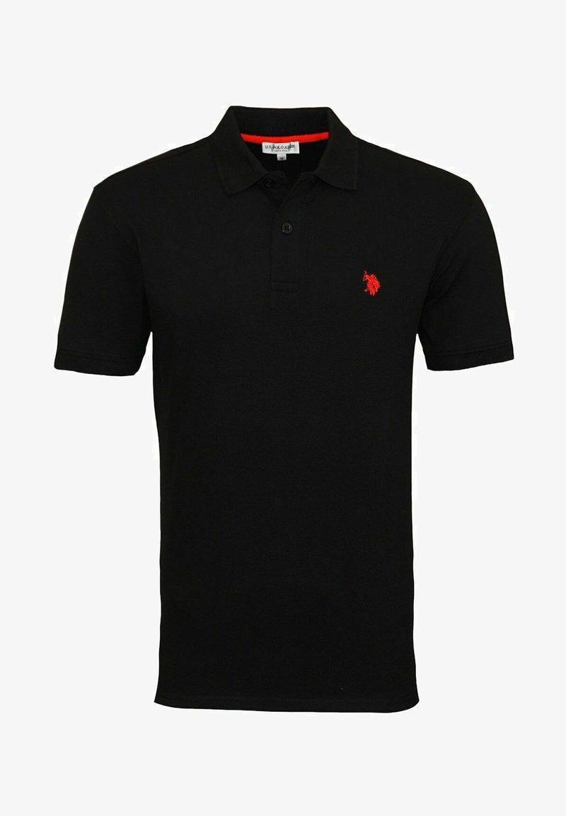 U.S. Polo Assn. - Poloshirt - schwarz