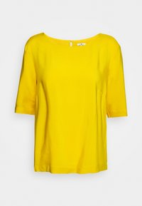 TOM TAILOR - BLOUSE - Blůza - deep golden yellow - 4