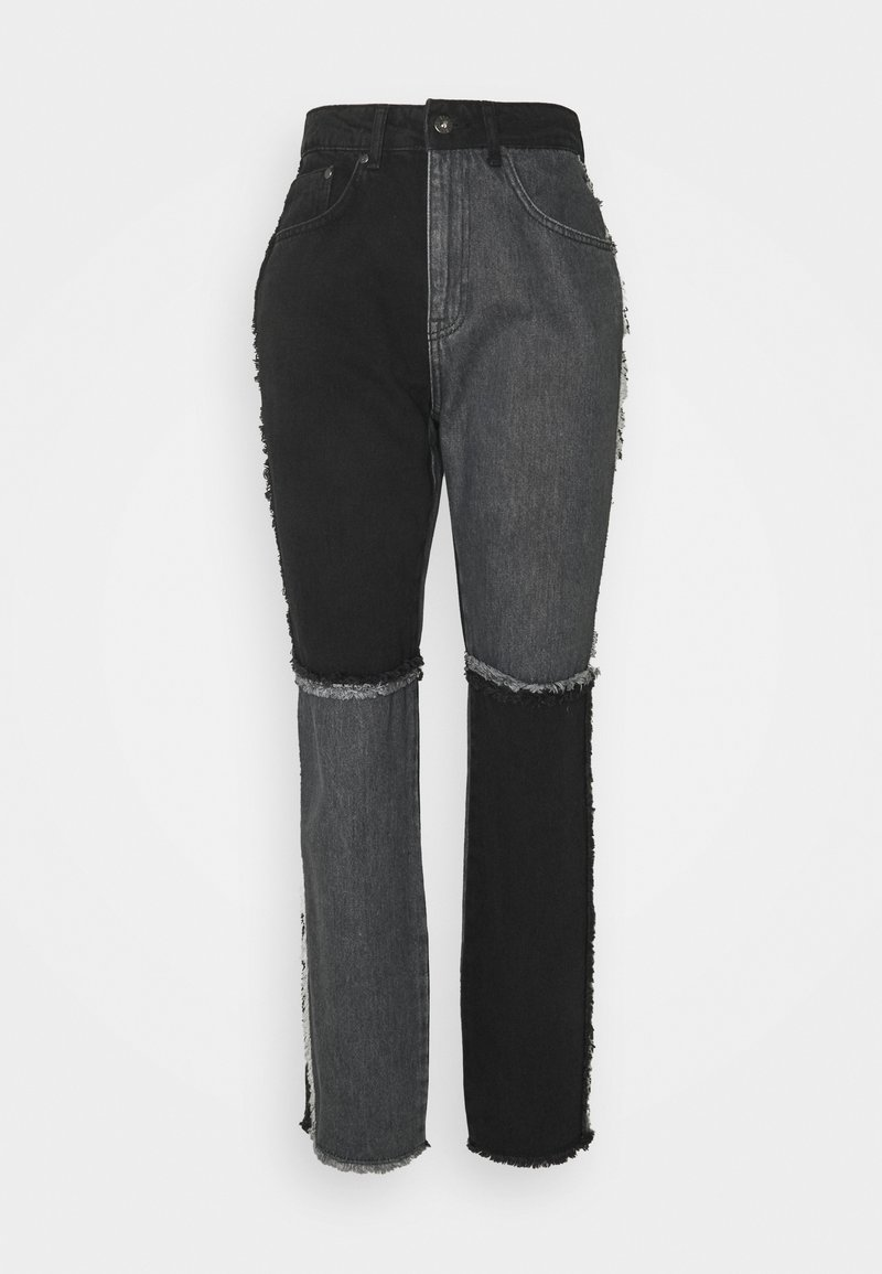 The Ragged Priest - EQUILIBRIUM - Straight leg jeans - charcoal/grey