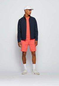 BOSS - SALBO - Sweatshirt - open red - 1