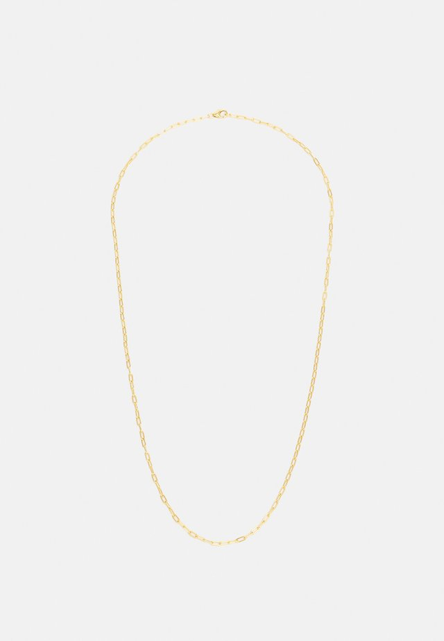 CABLE CHAIN UNISEX - Collana - gold-coloured
