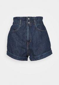 Levi's® - HR PAPERBAG SHORT - Jeans Short / cowboy shorts - fused - 5
