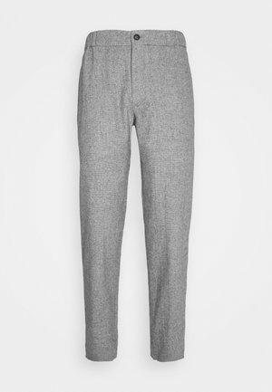 LEX TEXTURE - Kalhoty - grey combo