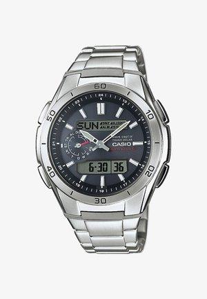 Chronograph watch - silberfarben