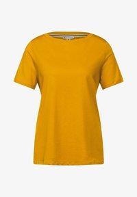 Street One - Basic T-shirt - gelb - 3