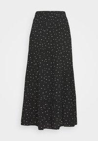 Mavi - Jupe trapèze - black/white - 3