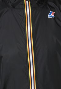 K-Way - LE VRAI CLAUDE UNISEX - Waterproof jacket - black - 4