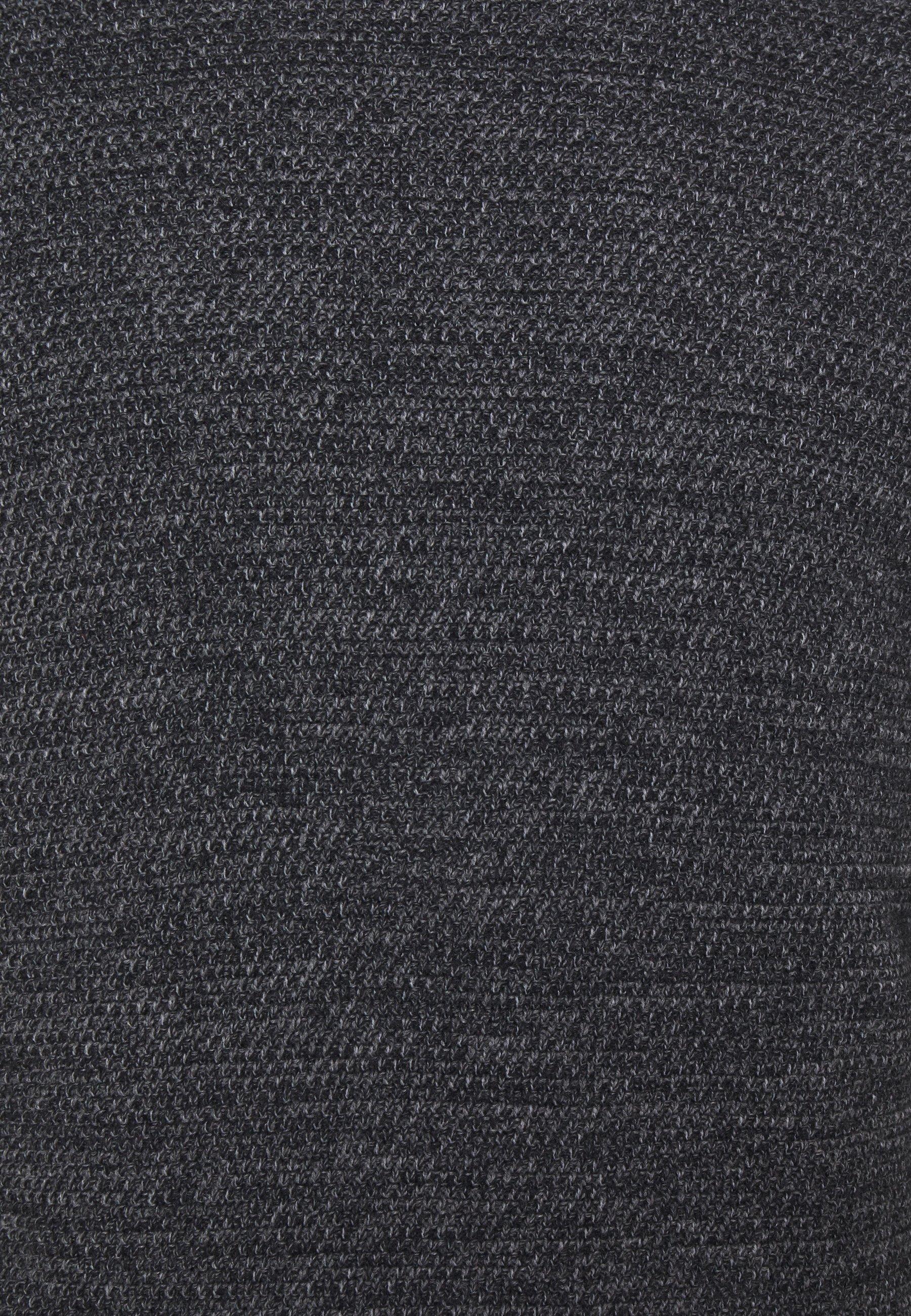 Gabba Lamp Roll Neck - Strickpullover Grey