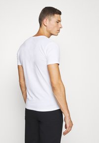 Diesel - UMTEE-MICHAEL 3 PACK - Undershirt - black/white/grey - 2