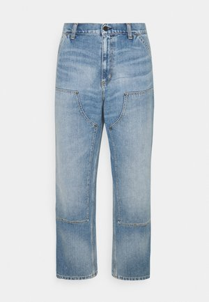 DOUBLE KNEE PANT MAITLAND - Jeans relaxed fit - blue light