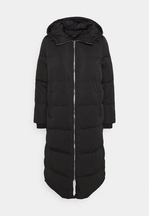 YASPUFFA COAT - Down coat - black