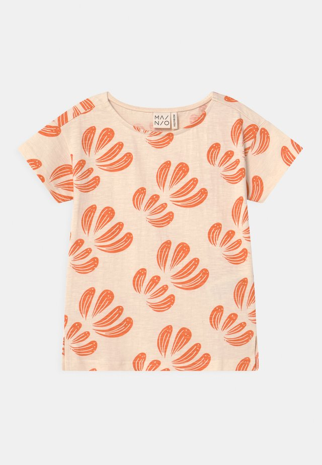 ANEMONE UNISEX - T-shirts med print - beige