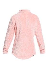 Roxy - IGLOO - Fleece jacket - powder pink - 1