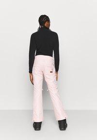 Roxy - NADIA - Spodnie narciarskie - silver pink - 2