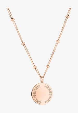 Necklace - pink