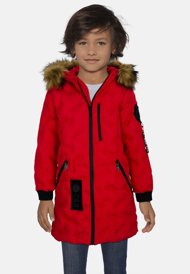 PARKA KEVIN - Winter jacket - red