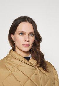 ARKET - Classic coat - beige - 3