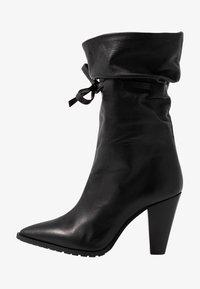Day Time - KORA - Højhælede støvler - matrix nero - 1