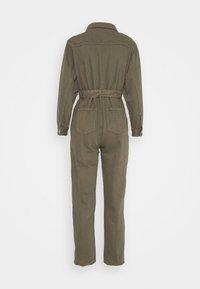 Glamorous Petite - LADIES WASH - Overall / Jumpsuit /Buksedragter - khaki - 6