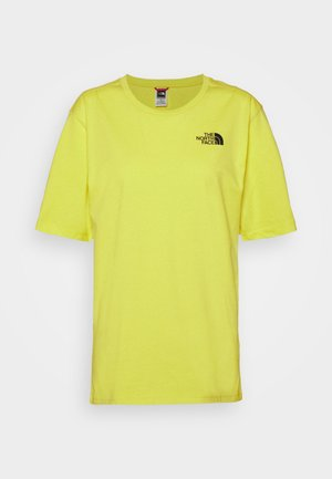 SIMPLE DOME - Camiseta básica - sulphur spring green