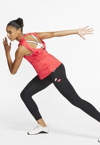 Nike Performance - Top - track red/white - 1
