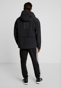 adidas Performance - MYSHELTER RAIN.RDY - Summer jacket - black - 2