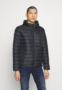 Only & Sons - ONSSTEVEN - Lett jakke - dark navy/solid - 0