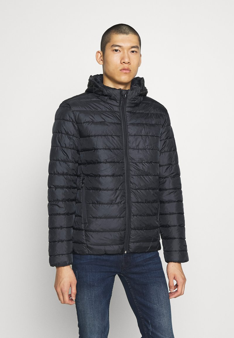 Only & Sons - ONSSTEVEN - Lett jakke - dark navy/solid