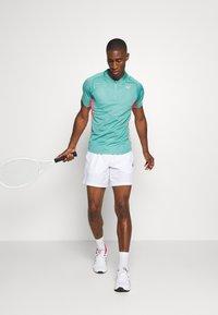 ASICS - TENNIS - Sports shirt - techno cyan - 1