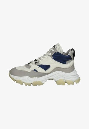 Vysoké tenisky - grey/white/blue