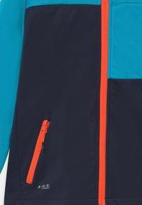 Icepeak - KARS UNISEX - Soft shell jacket - dark blue - 2