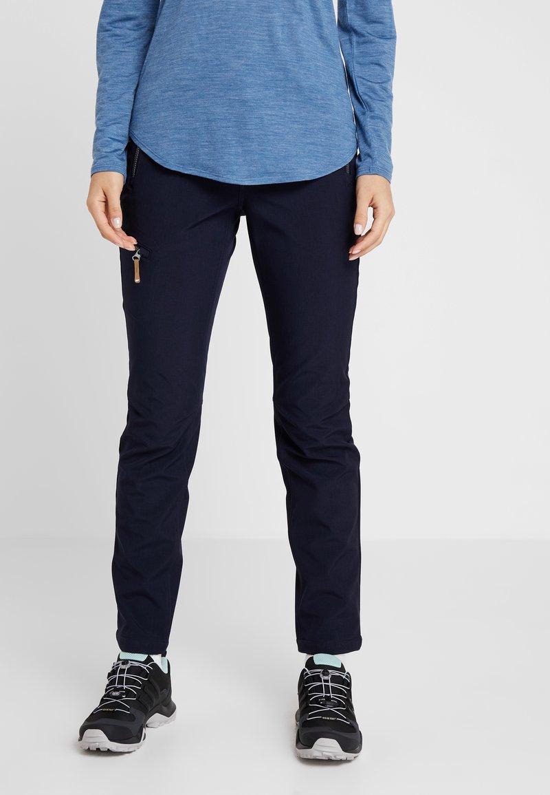 Icepeak - TEIJA - Spodnie materiałowe - dark blue