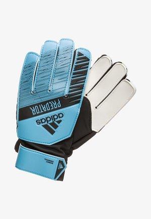 PRED  - Goalkeeping gloves - bright cyan/black