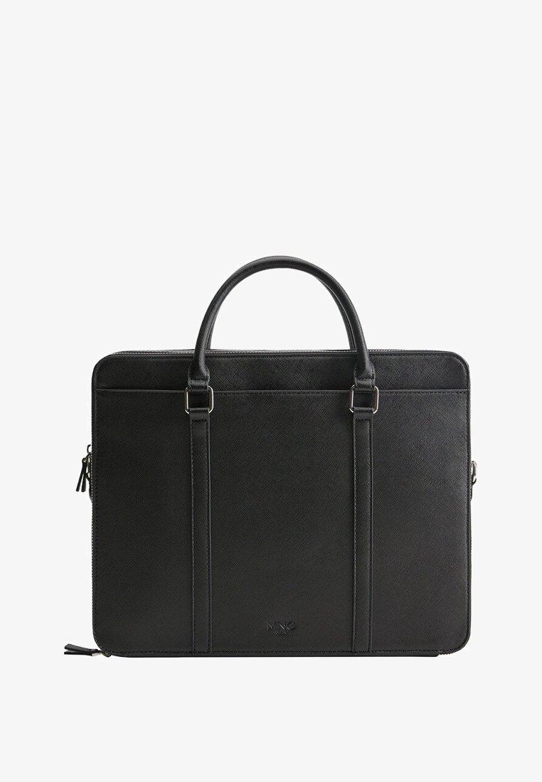Mango - NEWYORK2 - Briefcase - schwarz