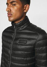 KARL LAGERFELD - JACKET - Light jacket - black - 4