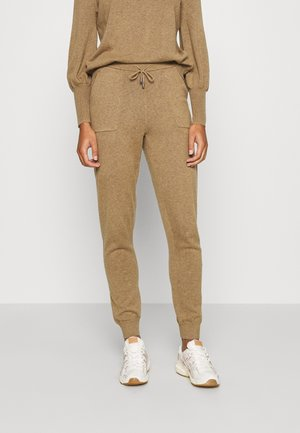 CADENCELN PANTS CASUAL - Trousers - incense melange