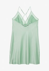 Ashley Graham Lingerie by Addition Elle - FASHION SLEEP - Negligé - frosty green - 1