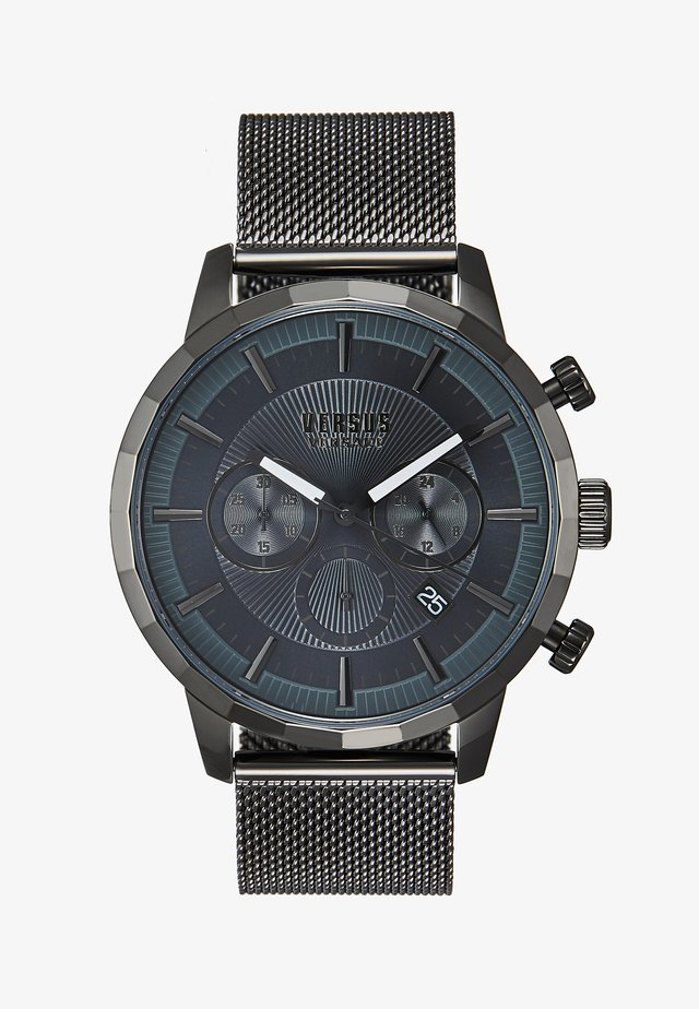 EUGÈNE - Zegarek chronograficzny - gunmetal