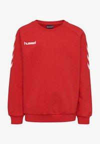 Hummel - HMLGO  - Sweatshirt - red - 0