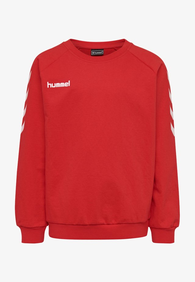 HMLGO  - Sweater - red