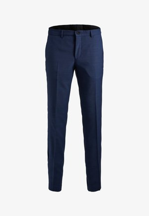JPRSOLARIS  - Suit trousers - medieval blue