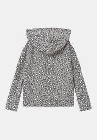 GAP - GIRL LOGO COZY - veste en sweat zippée - grey - 1