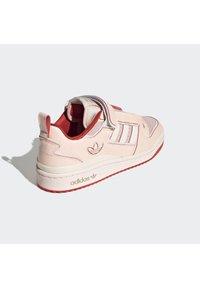 adidas Originals - FORUM PLUS ORIGINALS SNEAKERS SHOES - Baskets basses - pink - 2