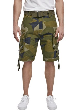 Shorts - swedisch camo m90