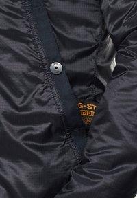 G-Star - SETCALE PADDED HOODED - Light jacket - mazarine blue - 4