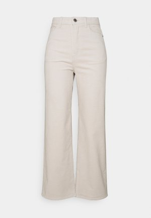 TROUSERS HANNA - Trousers - light beige