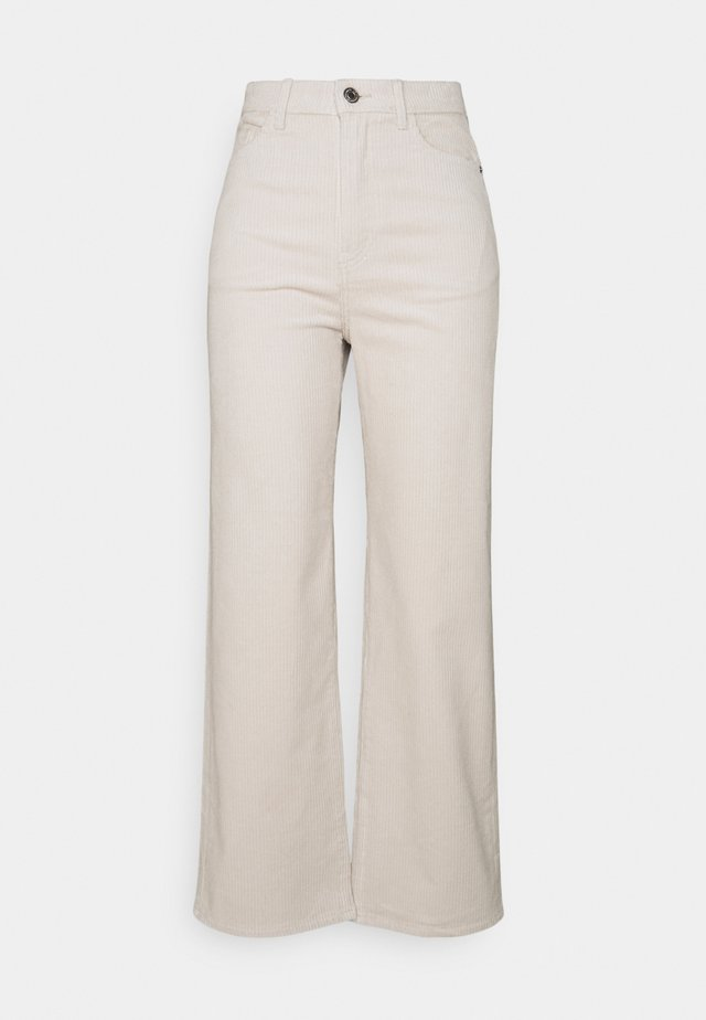 TROUSERS HANNA - Broek - light beige