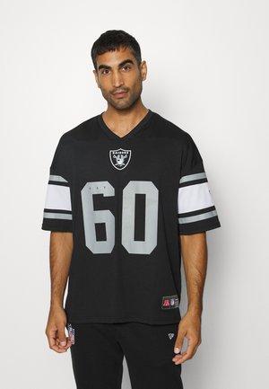 NFL LAS VEGAS RAIDERS FRANCHISE SUPPORTERS - Club wear - black