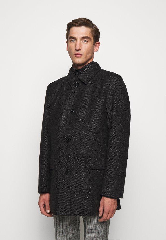 BARELTO - Cappotto classico - black